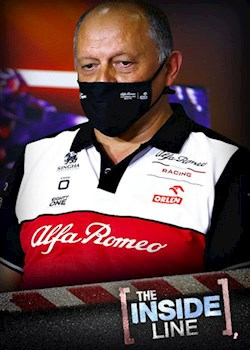 The Inside Line:   Alfa Romeo Racing in 2022